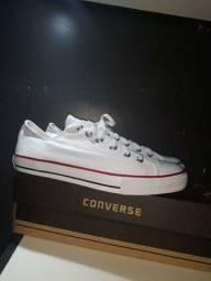 All Star Branco Original Tamanho 43