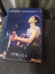 DVD Adriana Calcanhotto