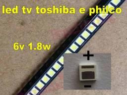 Led Para TVs Philco Toshiba TCL e Semp