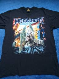 Camisa Megadeth