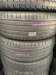 Título do anúncio: Pneu 225 70 r16 Pirelli