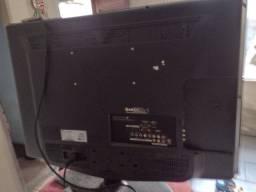 Televisão com defeito