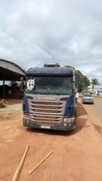Scania R420 6x4 2010