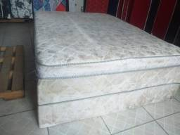 Cama box de espuma/ ENTREGA GRATUITA