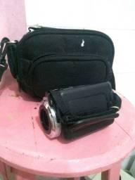 Câmera filmadora Sony DCR-SR47