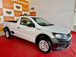 Título do anúncio: VW Saveiro Robust 1.6 + GNV