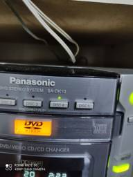 Minissisten Panasonic SA-DK10 RARÍSSIMO 5 DVD