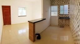 Casa plana 3 quartos próximo ao Maracanaú