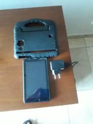 Tablet multilaser m7 3g plus mais capa
