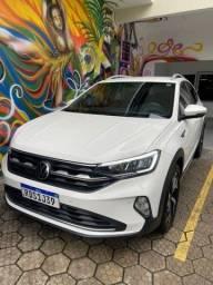 Título do anúncio: Vendo ou troco Volkswagen nivus 2021, versão high LINE Sem detalhes garantia de fabrica