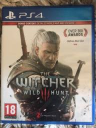 assassin s creed origins e the wicther 3 ps4
