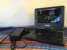 DVD portátil Napoli