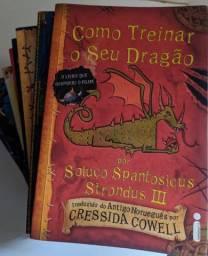Coleção Como Treinar O Seu Dragão