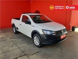 Título do anúncio: Volkswagen Saveiro 2020 1.6 msi robust cs 8v flex 2p manual