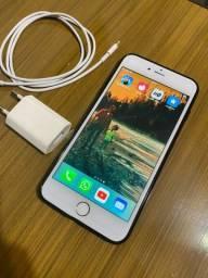Título do anúncio: iphone 6 Plus Dourado em perfeito estado