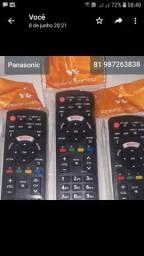 Controle remoto para tv Smart Panasonic
