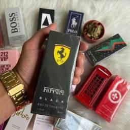 Promoção de perfumes