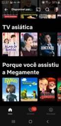 pontos Netflix