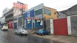 Galpão/depósito/armazém para alugar em Amazonas, Contagem cod:I12562