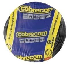 Título do anúncio: Fio Cabinho 6mm Cobrecom