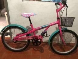 Bicicleta Infantil Barbie