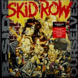 Lp Skid Row B-side Ourselves