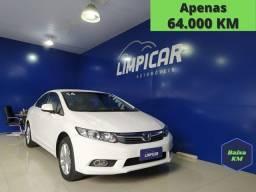 Título do anúncio: Honda Civic New  LXS 1.8 16V i-VTEC (Aut) (Flex)