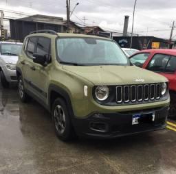 Jeep renegade top