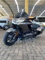 Moto Honda goldwing 2019,624 km apenas!