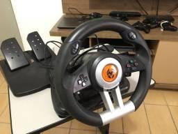 Volante NOX Krom K-Wheel com mesa