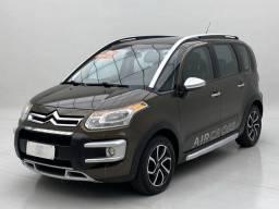 Citroën AIRCROSS AIRCROSS Exclusive 1.6 Flex 16V 5p Mec.