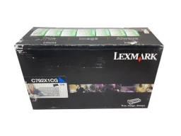Toner Lexmark C792X1CG Cyan Original Novo