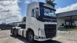 Título do anúncio: Caminhão Volvo FH 460 trucado 6x2 mola canelinha top Selectrucks