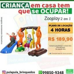 Título do anúncio: Aluguel de brinquedos e pula pula - Para festas e eventos de 4 horas