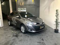 Título do anúncio: Toyota Yaris 1.5 Lx cvt - 52Mil Km  - Flex - 2019 (Garantia de Fábrica)
