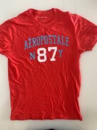Título do anúncio: Camisetas Aeropostale
