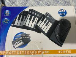 Teclado Soft Keyboard 49 teclas