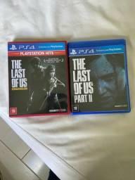 The Last Of Us 1 e 2 - Ps4