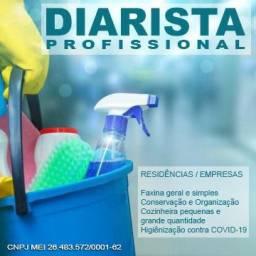 Diarista Profissional