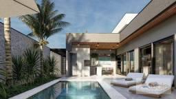 Casa com 3 dormitórios à venda, 194 m² por R$ 1.390.000 - Terras do Cancioneiro - Paulínia
