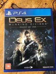 Jogo Deus Ex Original PS4