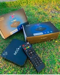 Tv box 4K 64G/4RAM