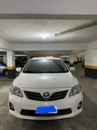 Corolla XEI 2.0 Automático (linda cor Branco Polar)