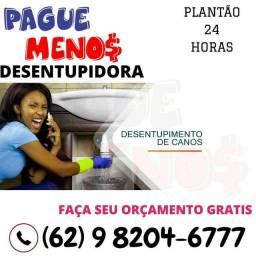 Título do anúncio: @Desentupidora em geral,  A melhor de Goiânia e região ***