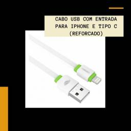 CABO IPHONE REFORÇADO