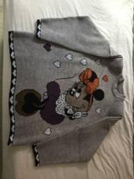 Blusão de lã Minnie