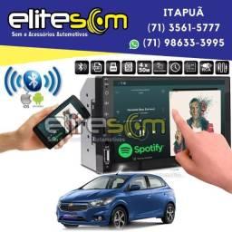 Mp5 Player Winner 2din 7 pol. Bluetooth Espelhamento Android IOS na Elite Som