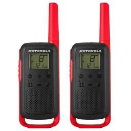 Título do anúncio: Par de Rádio Motorola walkie-talkie T210
