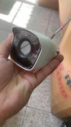 kit com 3 cameras + DVR