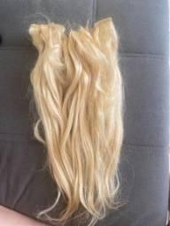 Título do anúncio: Mega hair loiro humano